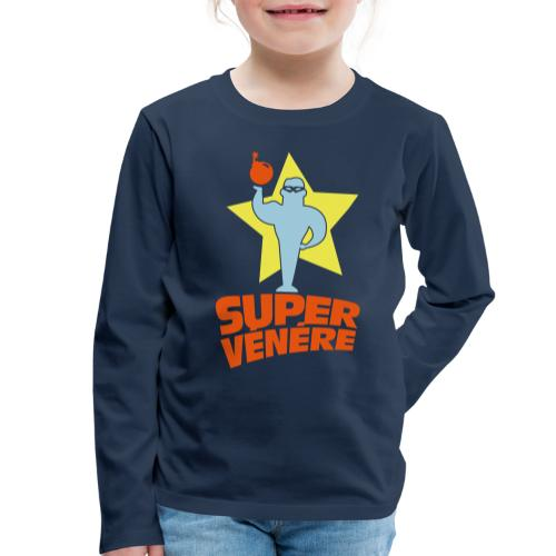 SUPER VÉNÈRE - T-shirt manches longues Premium Enfant