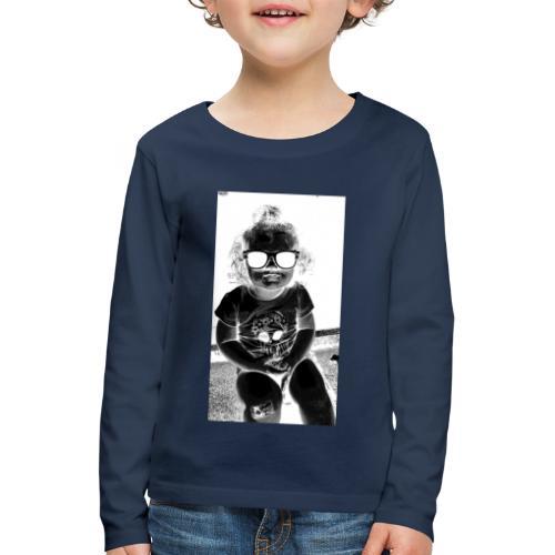 D3 - Kids' Premium Longsleeve Shirt