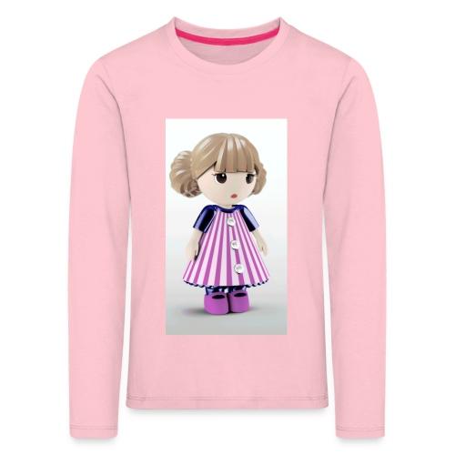 20181017 130532 - Maglietta Premium a manica lunga per bambini