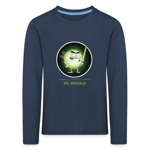 Dr. Speckle - Kinder Premium Langarmshirt