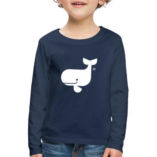 BD mAare - Kinder Premium Langarmshirt