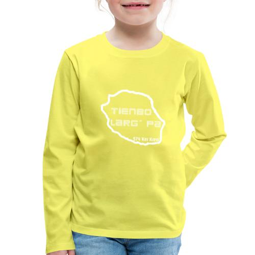 Tienbo larg pa - T-shirt manches longues Premium Enfant