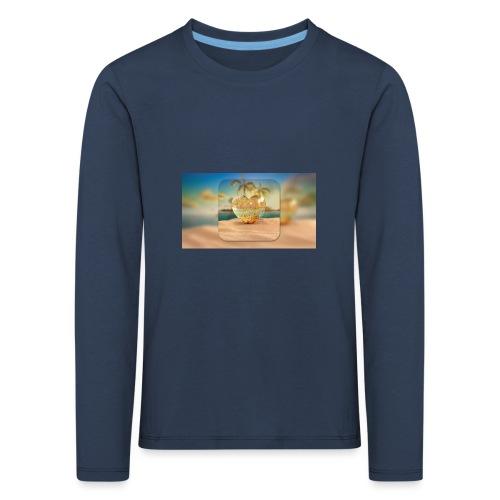 Love Island - Kids' Premium Longsleeve Shirt