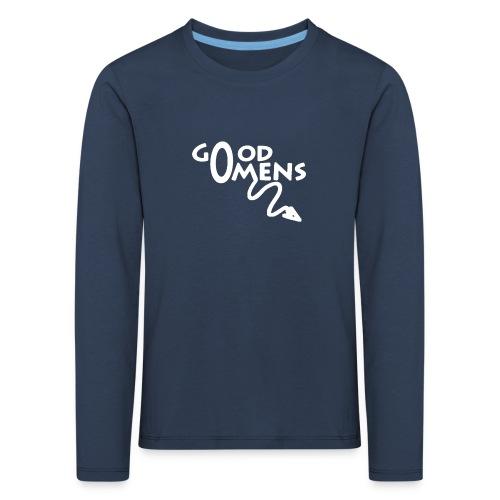 Ineffable Good Omens - Kids' Premium Longsleeve Shirt