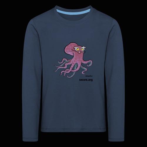 Doc Kraken - Kids' Premium Longsleeve Shirt