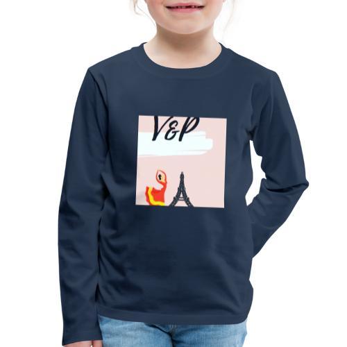 5093CF6A 6ED5 4C11 9553 75CE5F6F2F40 1 - Camiseta de manga larga premium niño