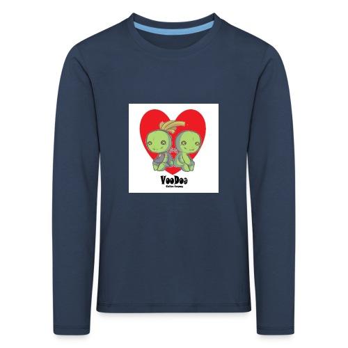 bhnvdloove-png - Camiseta de manga larga premium niño