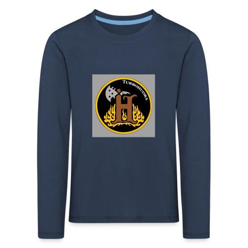 THbutton 32Srgb400 - Lasten premium pitkähihainen t-paita