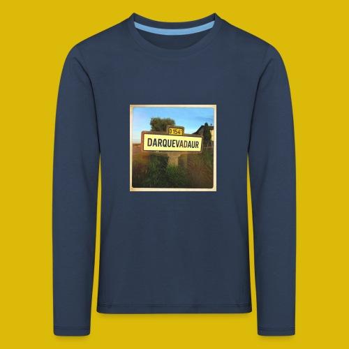 Dark vador - T-shirt manches longues Premium Enfant