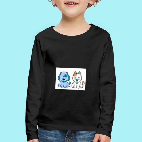 Pets animals - T-shirt manches longues Premium Enfant