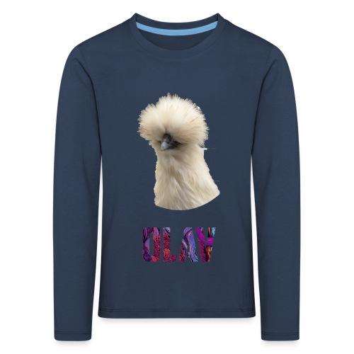 Olav 2 - Premium langermet T-skjorte for barn
