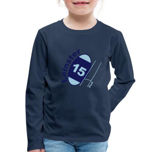 Leinster - T-shirt manches longues Premium Enfant