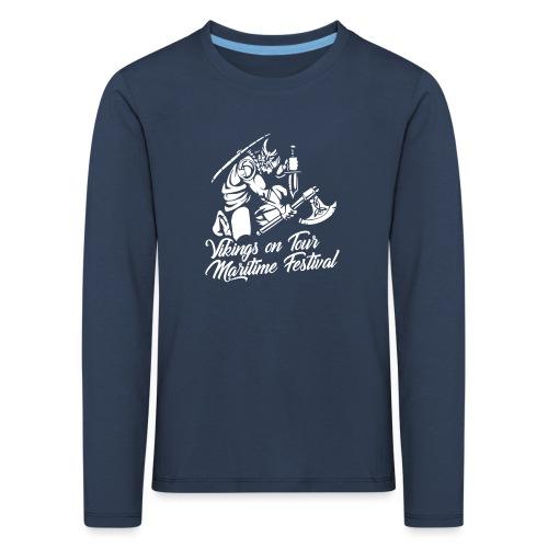 Viking Maritime - Kids' Premium Longsleeve Shirt