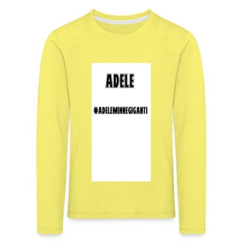 t-shirt divertente - Maglietta Premium a manica lunga per bambini