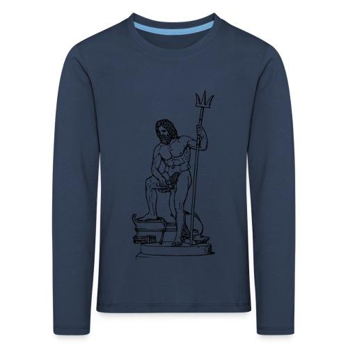 poseidon - Kinder Premium Langarmshirt