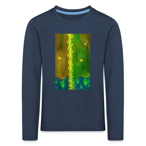 TORNI - Lasten premium pitkähihainen t-paita