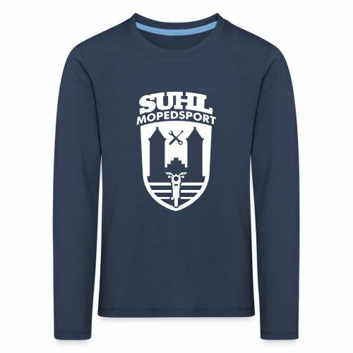 Suhl Mopedsport S50 / S51 Logo No.2 - Kids' Premium Longsleeve Shirt