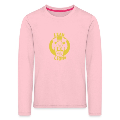 Lean Lions Merch - Kids' Premium Longsleeve Shirt