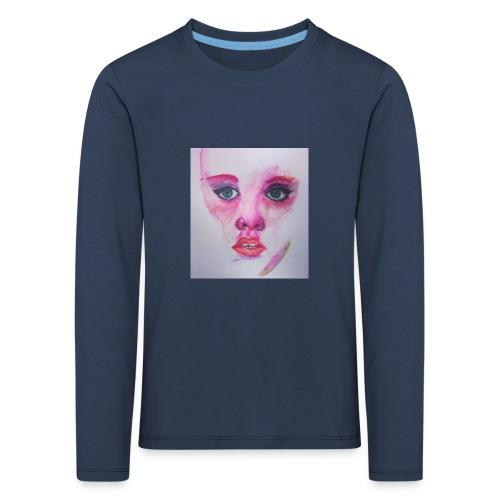 3-jpeg - Camiseta de manga larga premium niño