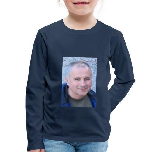 tibor csikos - Långärmad premium-T-shirt barn