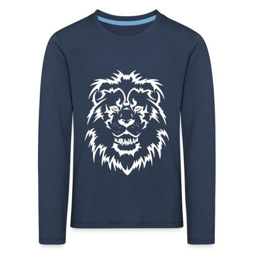 Karavaan LION - Kinderen Premium shirt met lange mouwen