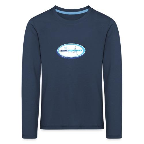 Made For Runners | Community Run - Maglietta Premium a manica lunga per bambini