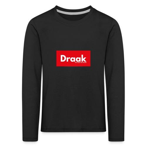 Draak League Spartan - Kinderen Premium shirt met lange mouwen