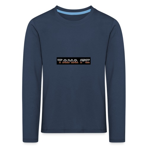TAHA FC MERCH - Kids' Premium Longsleeve Shirt