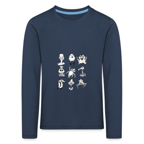 Collection - T-shirt manches longues Premium Enfant