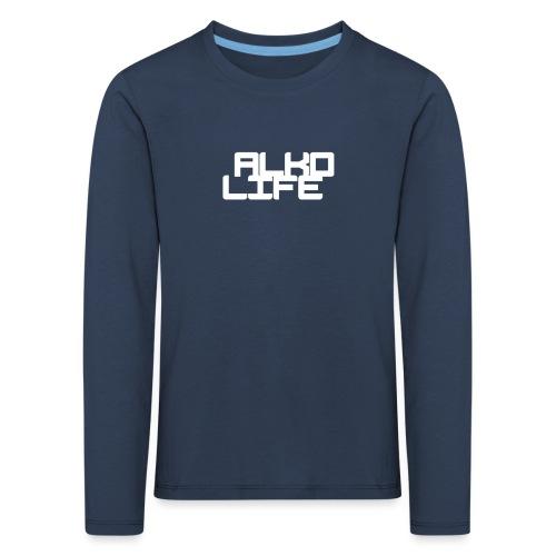 Projektowanie nadruk koszulki 1547218658149 - Koszulka dziecięca Premium z długim rękawem