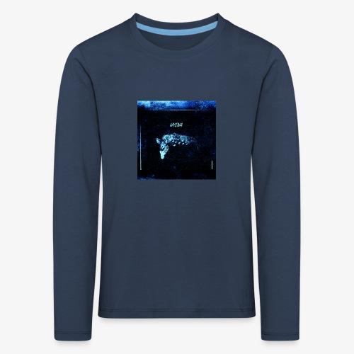 Hyena Original - Långärmad premium-T-shirt barn