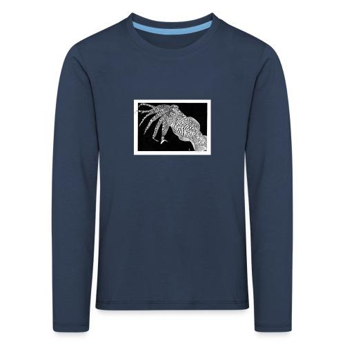 Cuttlefish - Kids' Premium Longsleeve Shirt