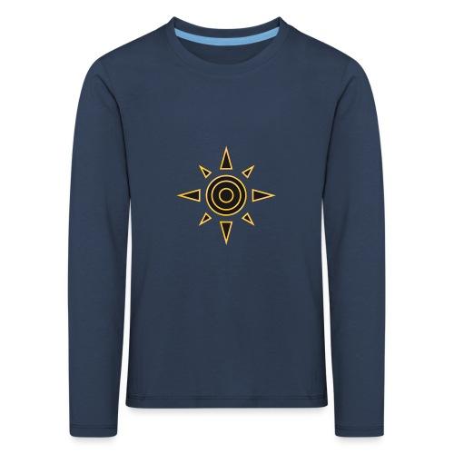 digimon 01 - Camiseta de manga larga premium niño