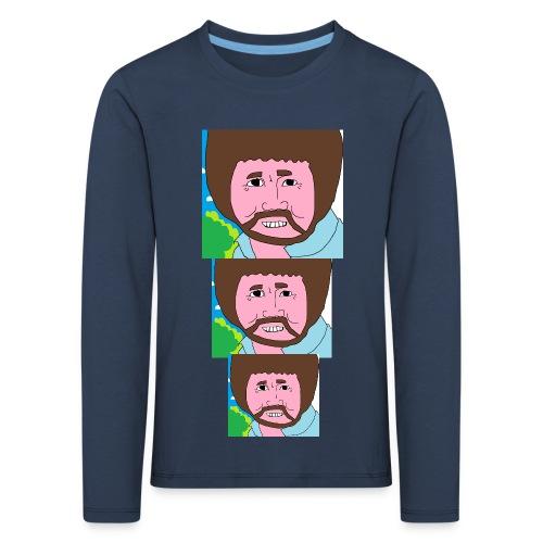Bob Ross - Kids' Premium Longsleeve Shirt