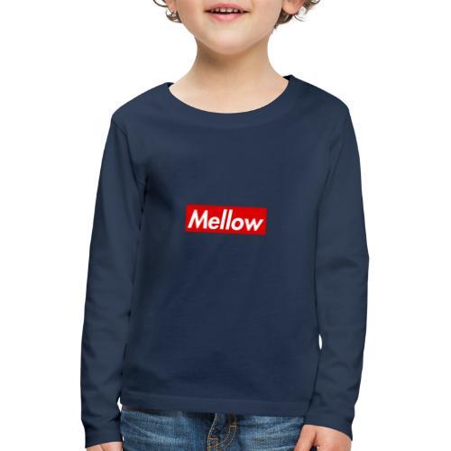 Mellow Red - Kids' Premium Longsleeve Shirt
