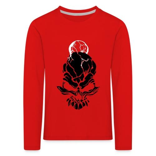 F noize fronte png - Kids' Premium Longsleeve Shirt