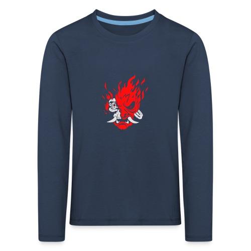 Cyberpunk2077 - Kids' Premium Longsleeve Shirt