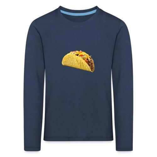 IMG 2230 - Långärmad premium-T-shirt barn