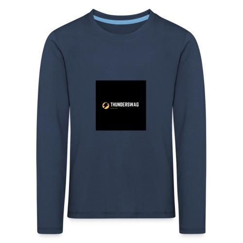 thunderswag - T-shirt manches longues Premium Enfant