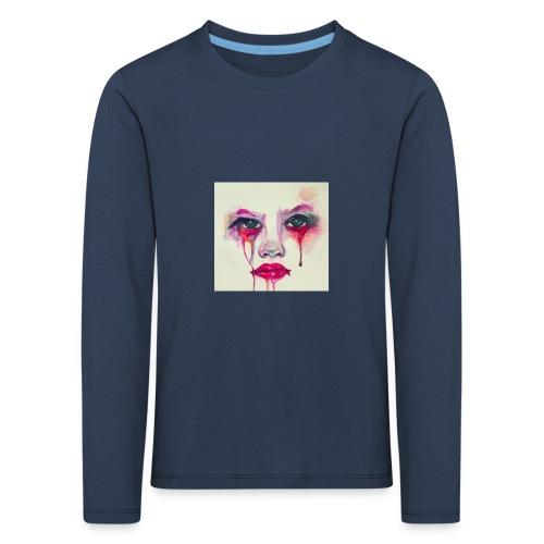 4-jpeg - Camiseta de manga larga premium niño