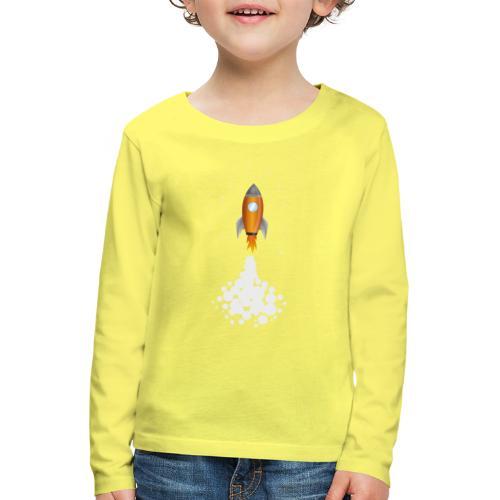 Fuse e - T-shirt manches longues Premium Enfant