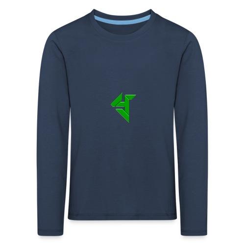 Y_logo - Kids' Premium Longsleeve Shirt