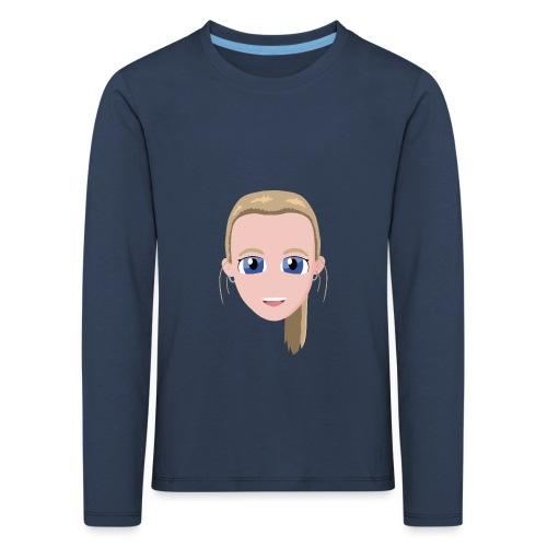 Kathi - Kinder Premium Langarmshirt