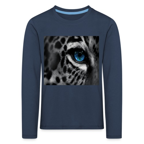 Animal Eye - T-shirt manches longues Premium Enfant
