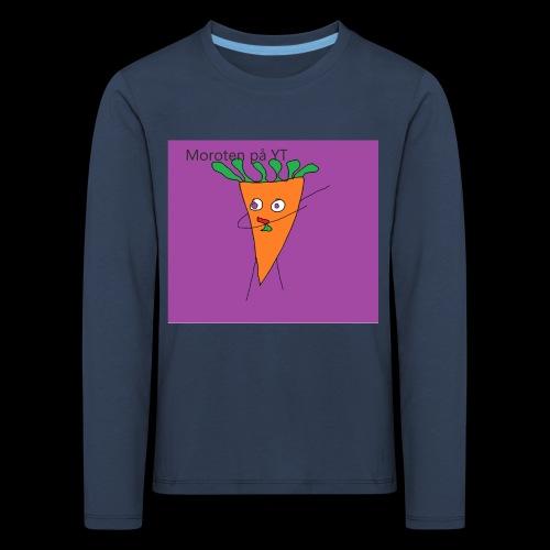 Yt logo - Långärmad premium-T-shirt barn