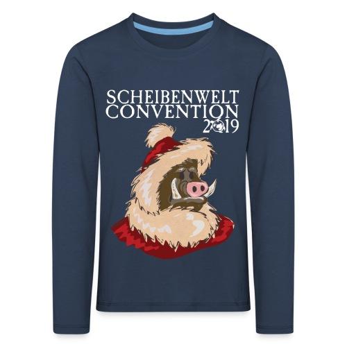 Scheibenwelt Convention 2019 - Schneevater - Kinder Premium Langarmshirt
