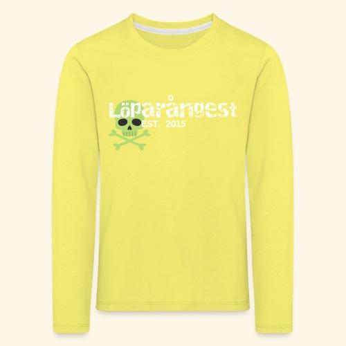 loeparangest - Långärmad premium-T-shirt barn