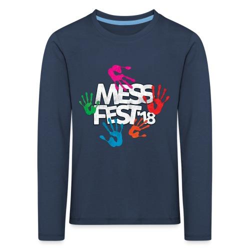 Mess Fest '18 - Kids' Premium Longsleeve Shirt