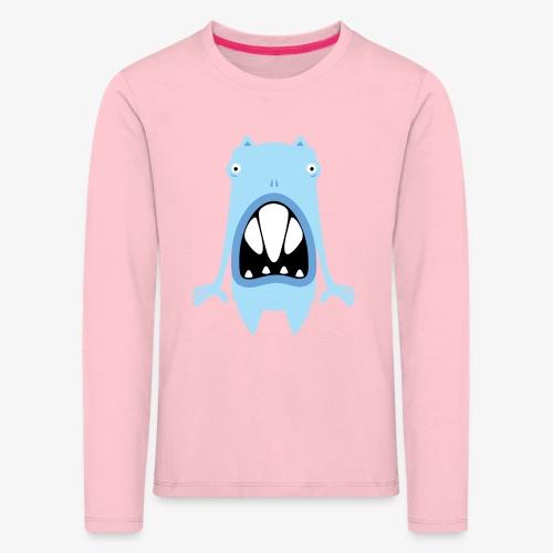 'Oasi' monster 01 - Kinderen Premium shirt met lange mouwen
