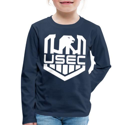 USEC - T-shirt manches longues Premium Enfant